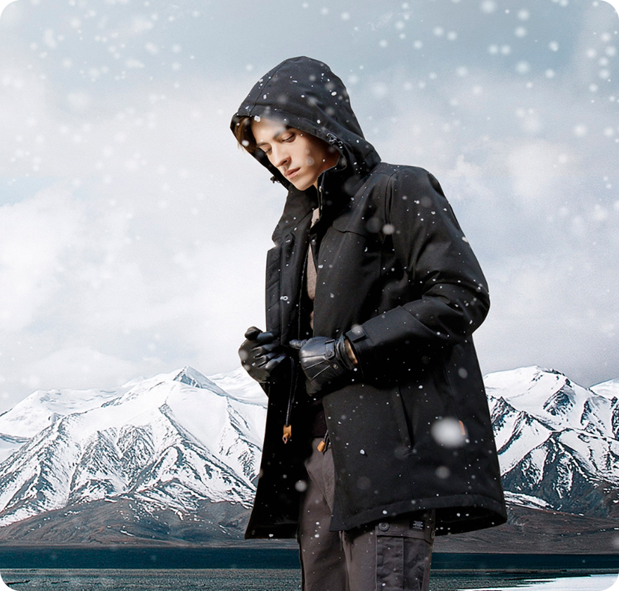 Куртка DMN Extreme Cold Jacket